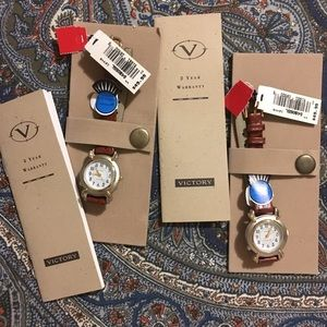 2 NWT Women's Watches